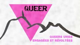 Logo de l'association Q.U.E.E.R. Auvergne